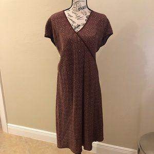 Anthropologie Isabelle Bird Silk dress